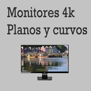 monitores 4k