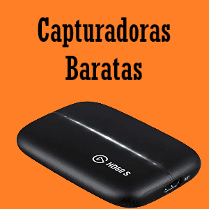 capturadoras baratas